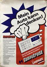 Accessoires & Fanartikel GüNstig Einkaufen 1977 Poster Programme F1 German Grand Prix Hockenheim Niki Lauda Scheckter Stuck Auto & Motorrad: Teile