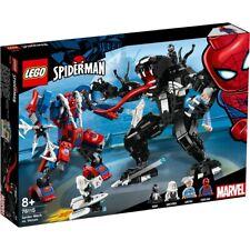 LEGO 76115 Spider-Man Marvel Spider Mech vs. Venom Brand New!