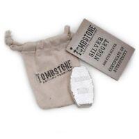 Lingot Scottsdale 5 Onces argent pur 999 /  5 Oz Fine Silver Tombstone Nugget