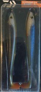 "DAIWA DUCKFIN SHAD 20cm (8"") - 50g ROACH - PREDATORY FISHING - 2PCS"