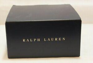 Ralph Lauren RL 67 14 Oz. Tumbler / DOF Glasses - Set of Four New