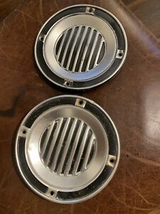 """Jeep Gladiator Rhino Grill """"Pie Pans"""" , free domestic shipping"""