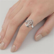 USA Seller Tree of Life Ring Sterling Silver 925 Best Deal Jewelry Size 5