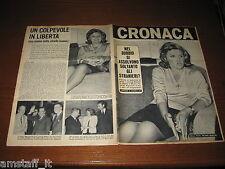RIVISTA CRONACA=1966/22=CLAIRE BEBAWI=ROGHUDI=LAGO DI COMO=PALMA MONTECHIARO=
