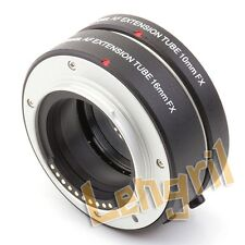 Auto Focus Macro Extension Tube Adapter for Fuji FX Camera Fujifilm X-A2 X-T1