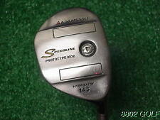 Tour Issue Adams Speedline 9032 Prototype 14.5 degree Hybrid FW 3 Wood VTS X
