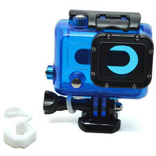 2pcs U Shape Silicone Locking Plug For GoPro HD HERO 1 2 3 4 Camera Accessories