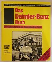 Das DAIMLER-BENZ Buch Rüstungskonzern im Tausendjährigen Reich BUCH Mercedes Gut