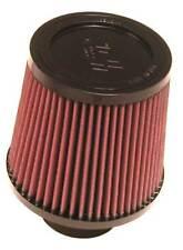 """Ru-4960 K&N Filtro Aria Universale in gomma 2-3/4""""flg, 6""""b, 5""""t, 5-1/2""""h (KN Bastoni"""