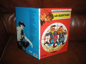 CHICK BILL - LES DESERTEUR - EDITION ORIGINALE 1984