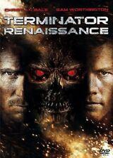 Terminator Renaissance DVD NEUF SOUS BLISTER