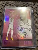 2019-20 Panini Chronicles ESSENTIALS PINK 232 ANTHONY DAVIS Lakers