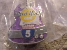 "Hard Rock Cafe guitar pin ""S/H combined no additional charge"""