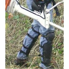 Oregon Professional Shinguard Bruschcutter Trimming Knee Guards Buckle Straps