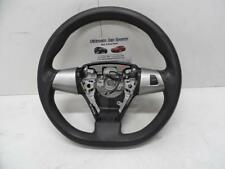 TOYOTA COROLLA ZRE152 STEERING WHEEL VINYL TYPE, HATCH, 01/09-09/12 09 10 11 12