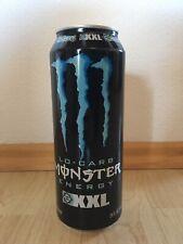 Monster Energy XXL Billabong Lo Carb Bottom Opened Sammler