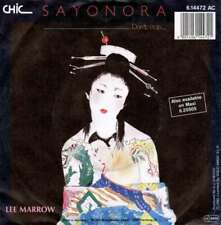 "Lee Marrow Sayonara Don't Stop... 7"" Single Vinyl Schallplatte 30305"
