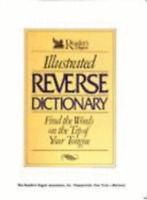 Illustrated Reverse Dictionary : Find the Words on the Tip of Your Tongue