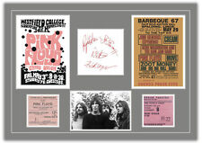 Pink Floyd  - Autographs, Tickets, Concert Posters Memorabilia Poster UNFRAMED