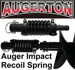 Post Hole Digger Earth Auger Impact and Vibration absorbing Recoil Spring Kit.