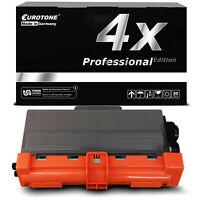 4x Eurotone PRO Toner kompatibel für Brother MFC-8910-DW HL-5450-DN HL-6180-DWT