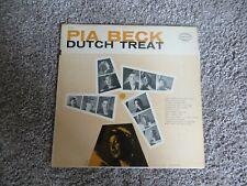 Pia Beck - Dutch Treat / 1959