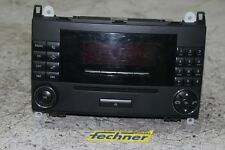 CD RADIO MERCEDES BENZ CLASSE B w245 a1698700689 mf2750 telefono 2008