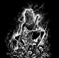 EVIL/ LURKING FEAR - SPLIT CD - DEATH METAL