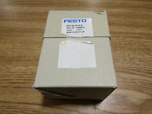 FESTO SLT-16-30-P-A Pneumatic Mini Slide 170562