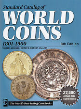 Lanz Michael standard Catalog of World Coins 1801 to 1900 8th Edition ~ b5