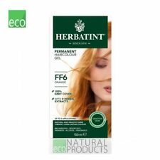 Herbatint Natural Hair Colour Orange FF6 150ml