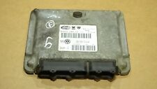 VW GOLF MK4 2002 1.4 PETROL ENGINE ECU P/N: 036906014AA