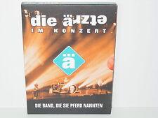 """****DVD-DIE ÄRZTE""""IM KONZERT-DIE BAND, DIE SIE PFERD NANNTEN""""-2004 Hot Action***"""