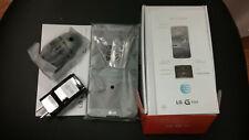 """LG G Flex D950 - 32GB - Titan Silver  6"""" Curved OLED Display ATT & GSM Unlocked"""