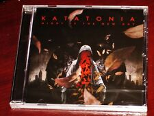 Katatonia: Night Is The New Day + The Longest Year EP CD 2011 Bonus Tracks NEW