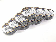 """10 roll pack of 3/4"""" electrical tape / Quality Motorcycle & Auto wiring supply"""