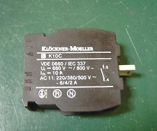 Moeller RMQ 22 Kontaktelement EK10C Schließer (für Zwischenbau)