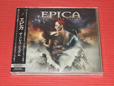4B 2017 JAPAN CD EPICA The Solace System 6 TRACKS EP