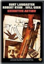 Executive Action 0085391177470 DVD Region 1 P H