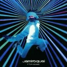 JAMIROQUAI 'A FUNK ODYSSEY' CD NEW+
