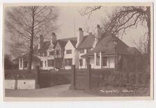 The Hospital Woburn, Bedfordshire RP Postcard B723