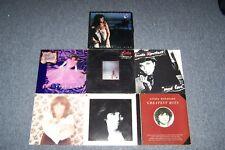 LINDA RONSTADT 7 LP LOT~VG-VG+Vinyl What's New + 6 More