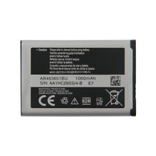 Replacement Battery For SAMSUNG C3312 C5510U m7500 M7600 M7603 W559 AB463651BC