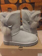 Ugg Irina Grey Swarovski Diamante Boots Uk5/US7/EU38 BNIB RRP £210