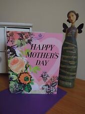Paperchase Happy Mother's Day Quality Card Vintage Chic Floral Fancies RRP £2.25