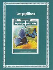 Togo 7526 - 2017  BUTTERFLIES imperf deluxe sheet unmounted mint