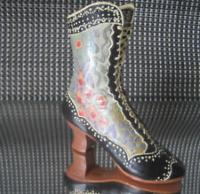 """JUST THE RIGHT SHOE """" Deco Boot """"  Rarität"""