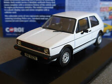 VW GOLF GTI MKI SERIES 2 ALPIN WHITE VANGUARDS VA12007 1/43 VOLKSWAGEN BLANCHE