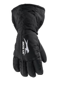 Brand New Youth Arctic Cat Performance Gloves ~ Black ~ Small -  # 5272-071