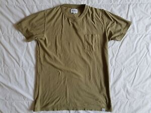 Norse Projects T-Shirt (Moss Green) Gr. M Neu !!!!!!